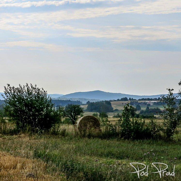 Piękna panorama okolicy