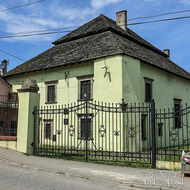 Była synagoga ortodoksyjna w Chęcinach to dziś Dom Kultury