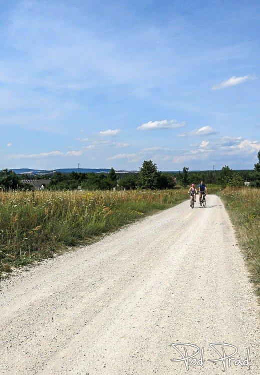 Na szlaku Green Velo niezawsze spotkamy się z asfaltem