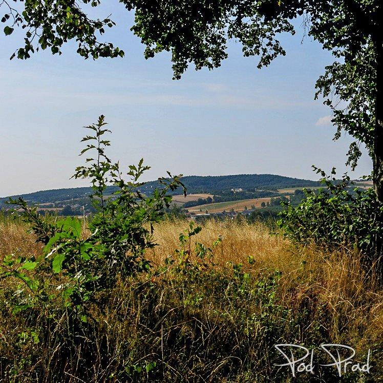 Panorama na góry