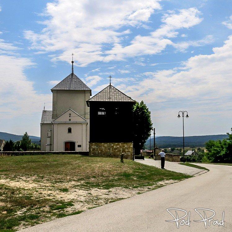Kościół pw. Narodzenia NMP w Bolminie