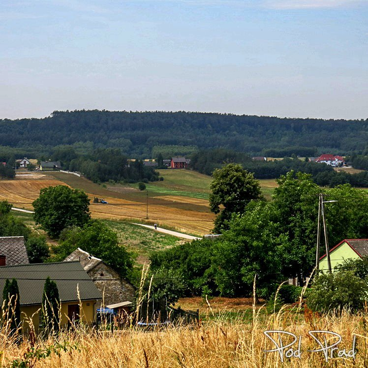 Panorama z okolic Bolmina