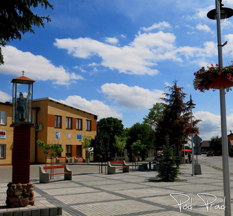 Sławno - centrum