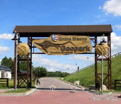 Geopark Owadów -Brzezinki
