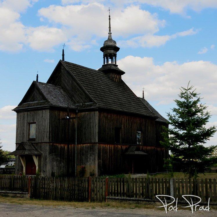 Tresta - kościół św. Wacława