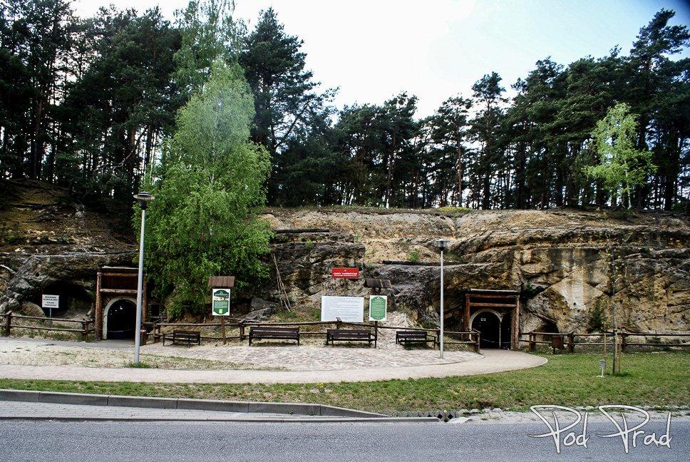 Groty Nagórzyckie - podziemna trasa turystyczna