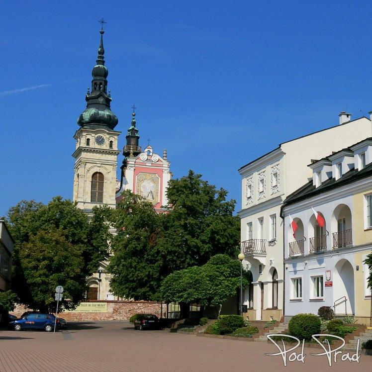 Klasztor Dominikanów i Parafia Wniebowzięcia NMP w Tarnobrzegu